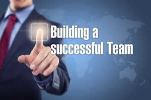 Building a successful team blue